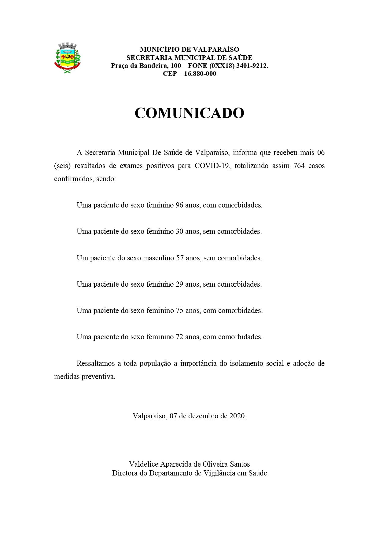 covid764