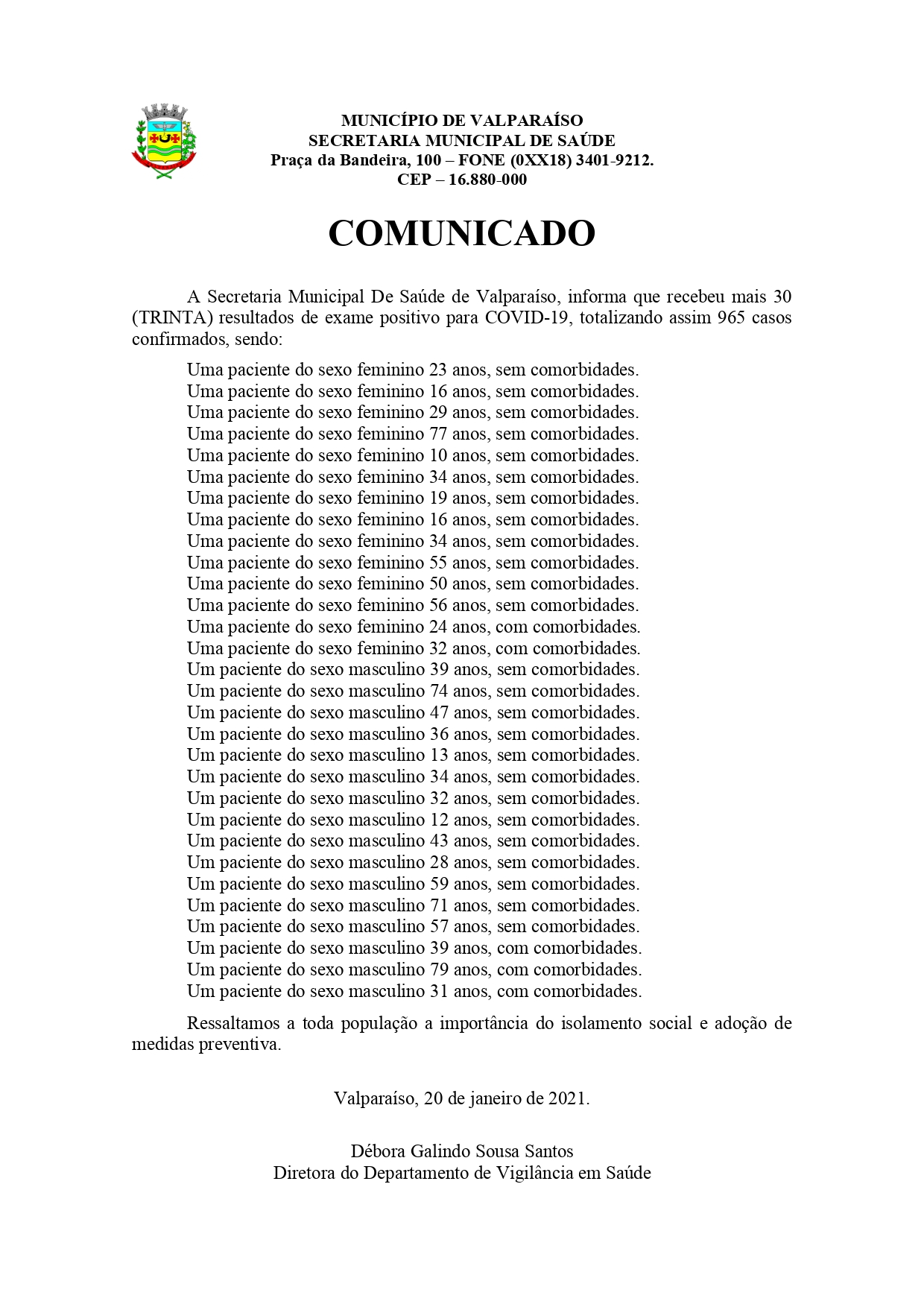 covid965