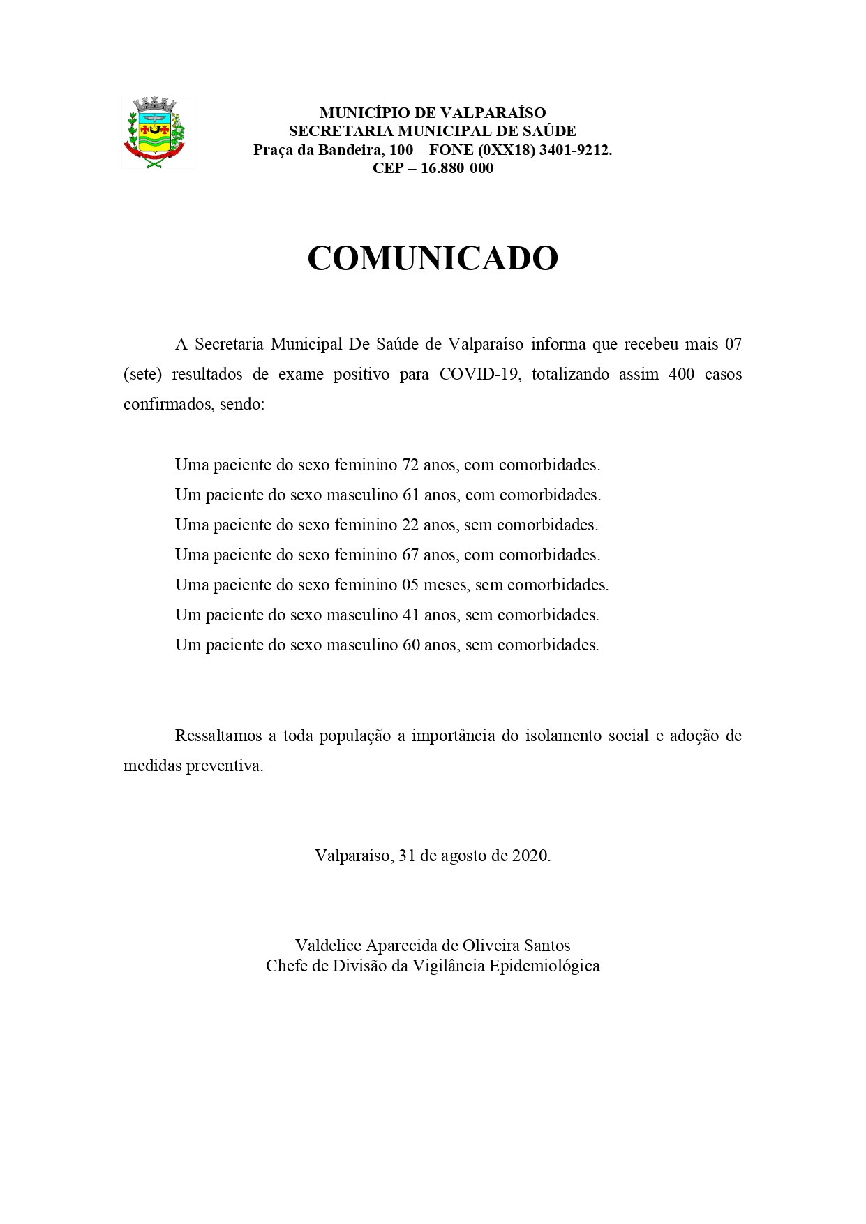 covid400
